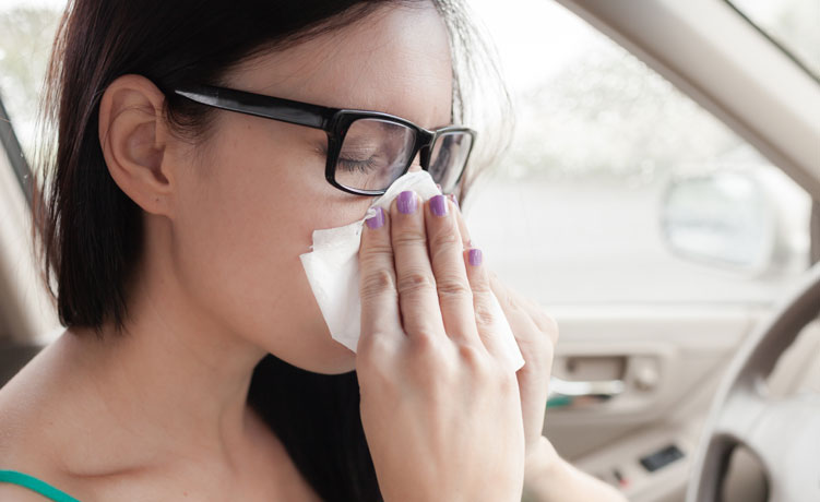 Accident caused while sneezing: are you covered?